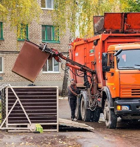 Услуги по вывозке мусора в Пензе