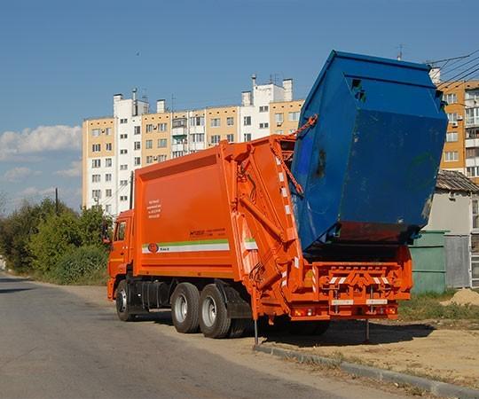 Вывоз мусора в Пензе и Пензенской области