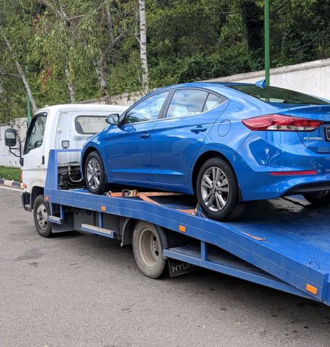 Транспортировка легковых авто в Пензе