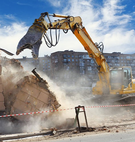 Услуги демонтажа в Пензе