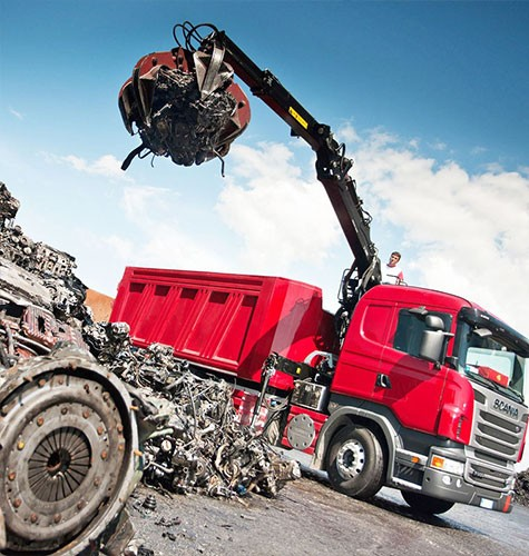 Вывоз мусора ломовозом в Пензе